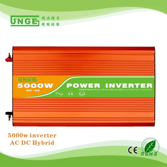 AC Mains DC Hybrid Pure Sine Wave Inverter