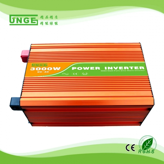 DC to AC pure sine wave inverter