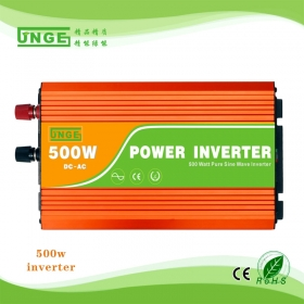 500w pure sine wave power inverter AC to DC