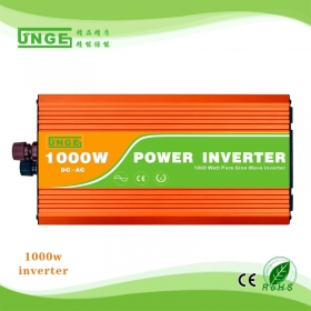1000w 12v 24v 48vdc-110v 220vac off grid pure sine wave inverter