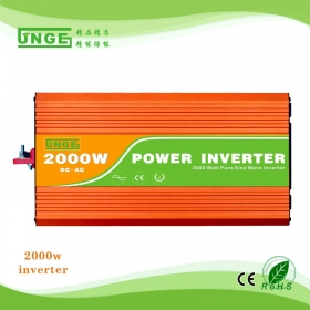2000w DC-AC high frequency pure sine wave power inverter