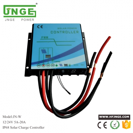 manual pwm solar charge controller
