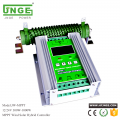 MPPT Wind Solar Hybrid Charge Controller with Booster Function