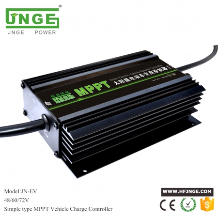 solar mppt controller for electric car motor