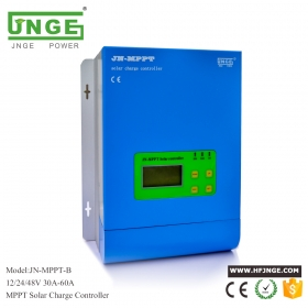 Fast charger automatic recognition mppt solar charge controller