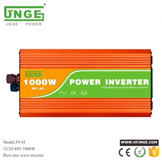 Erneuerbare Energie 12v 2000w Dc-ac High Frequency Pure Sine Wave Power Inverter Sz #