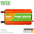 JN-HS 300W AC DC Pure Sine Wave power inverter hybrid with AC mains