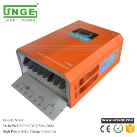charge controller for solar panels