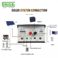 JN-I series Hybrid inverter with built-in MPPT solar charge controller all in one machine